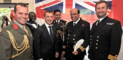 UK Businessman becomes first Indian Royal Navy Honorary Officer