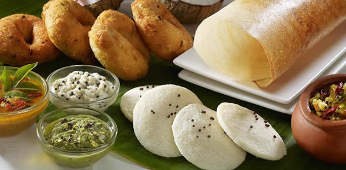 south indian dishes