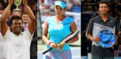 Most Successful Indian Tennis Players