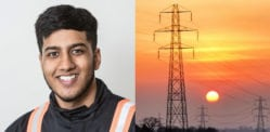 Zaid Jasat: A Higher Level Apprentice at Electricity North West