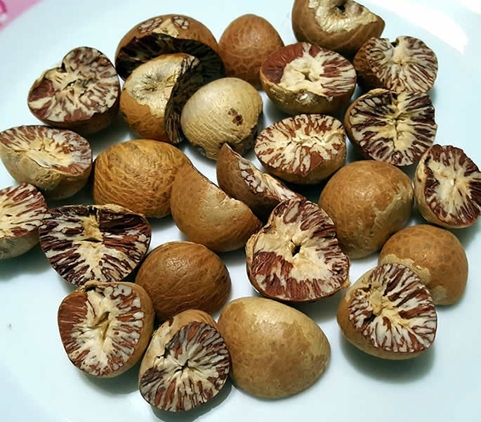 10 Most Dangerous Foods in the World - Areca Nut