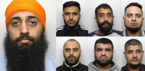 20 Asian Men convicted for Sexual Abuse of Young Girls in Huddersfield f