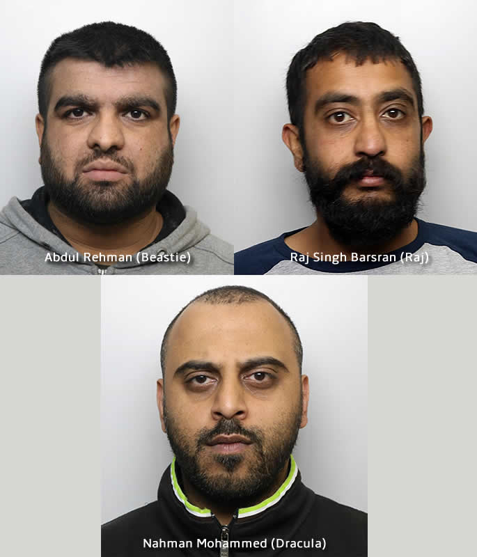 20 Asian Men convicted for Sexual Abuse of Young Girls in Huddersfield - trial one 2