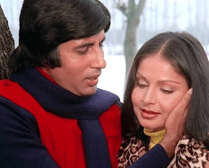 20 Classic Romantic Bollywood Films - Kabhie Kabhie