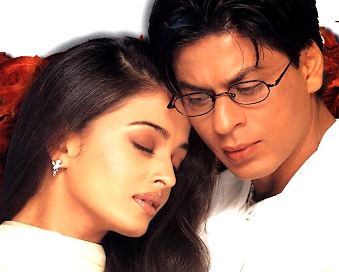 20 Classic Romantic Bollywood Films - Mohabbatein