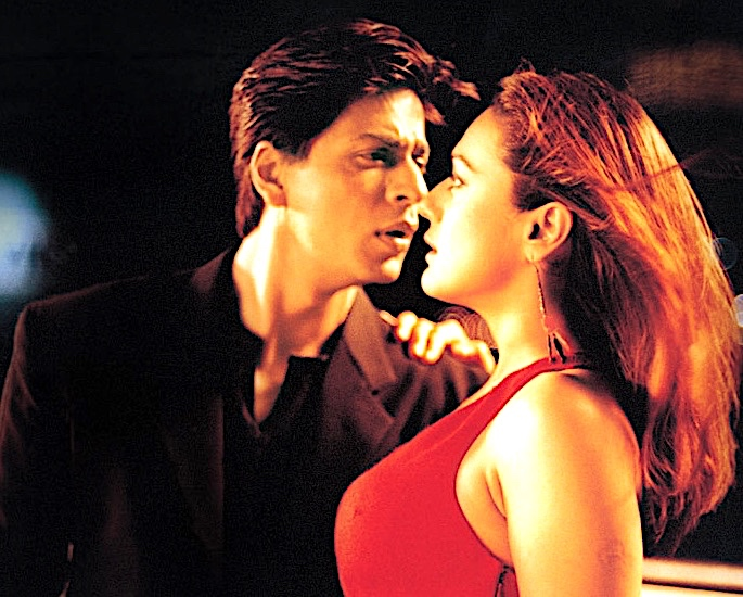 20 Classic Romantic Bollywood Films - kal ho na ho