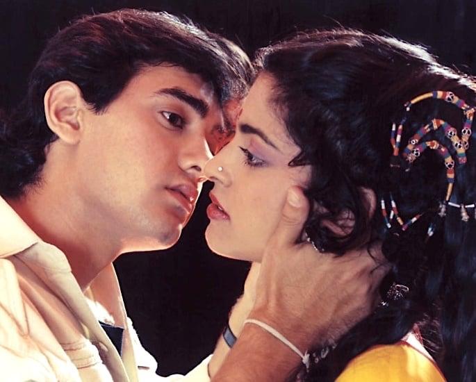 20 Classic Romantic Bollywood Films - qayamat se qayamat tak