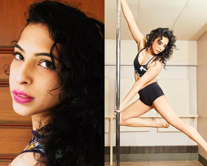 4 Incredible Pole Dancers from India - aarifa