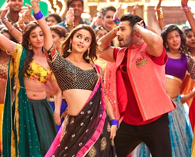 5 Incredible films by Alia Bhatt - Badrinath ki Dulhania