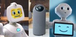 7 सहायक रोबोट आप खरीद सकते हैं और खुद के