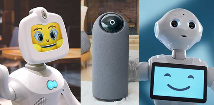 7 Helpful Robots You Can Buy and Own ft