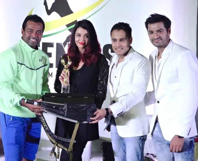 Aishwarya Rai Bachchan Announces Tennis Premier League