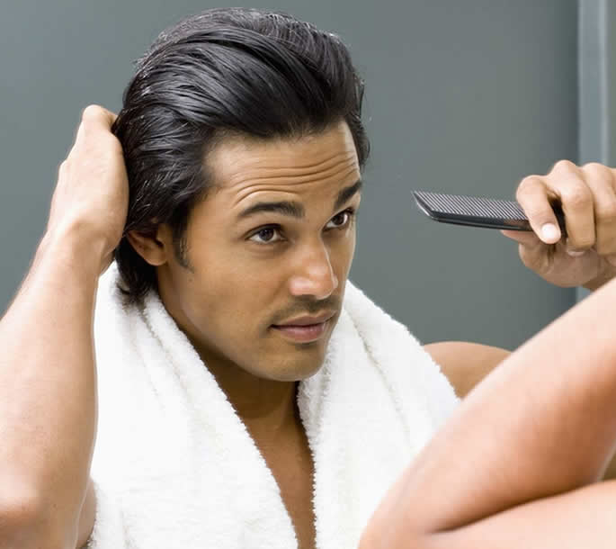 Amazing Hair Care Tips for Desi Men - comb