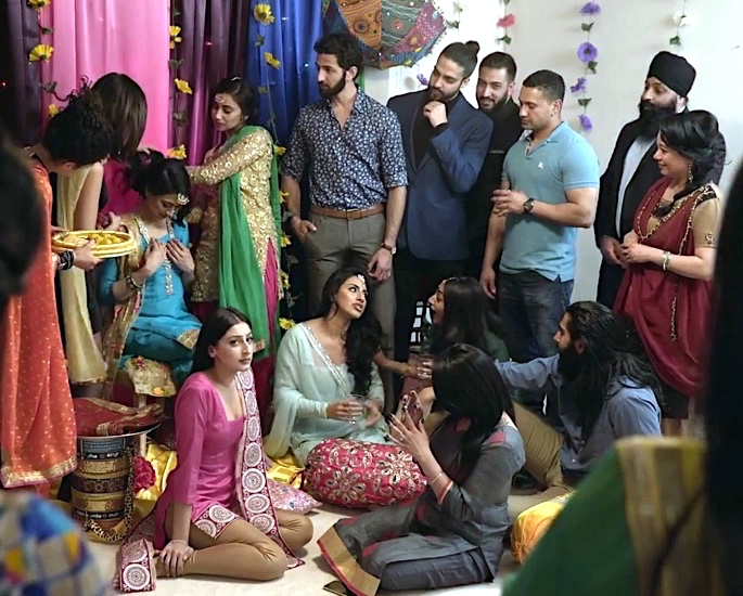 Anarkali_ A Web Series Impacting the Desi Dating Game - Social and Family Pressures