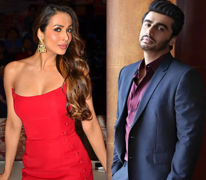 Arjun Kapoor and Malaika Arora getting Married in 2019 - couple