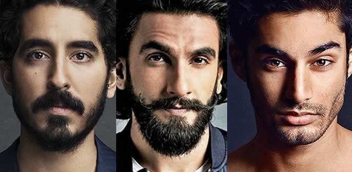 Beard Styles to Suit your Face Type f