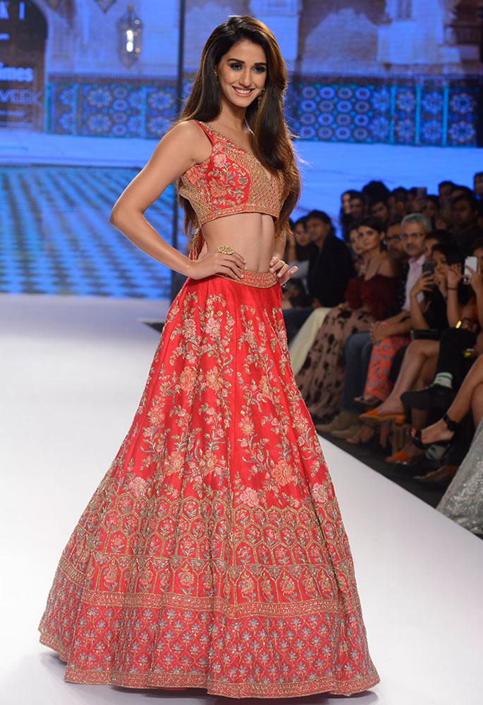 Bombay Times Fashion Week - Disha Patani