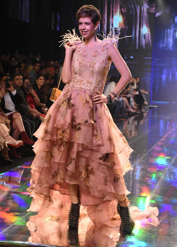 Bombay Times Fashion Week - Kalki