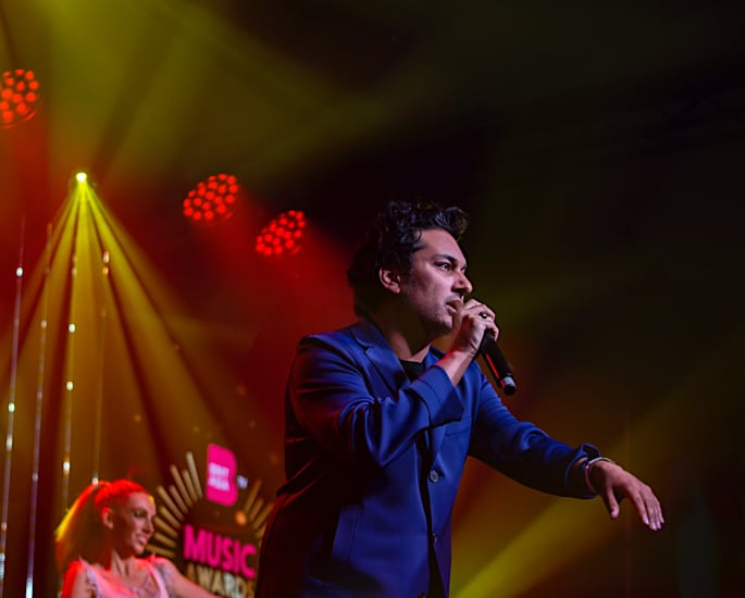 BritAsia TV Music Awards - Raghav