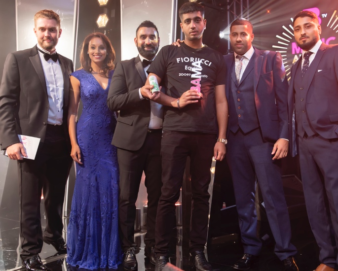 BritAsia TV Music Awards - Seema