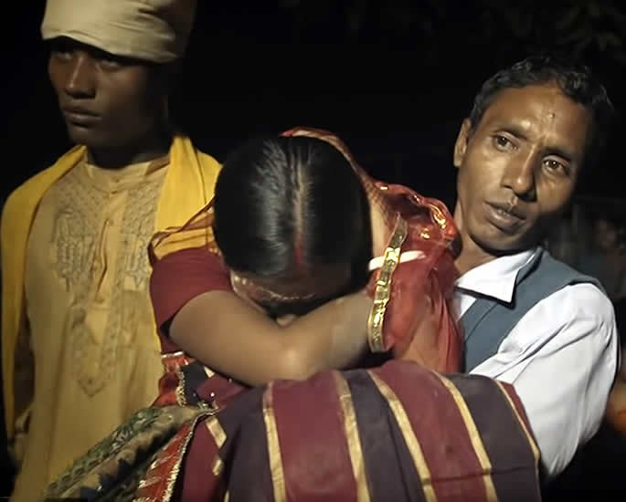 Child Marriage in Bangladesh - poverty dowry