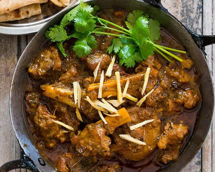 Delicious Desi Lamb Dishes you Must Try - Lamb Curry