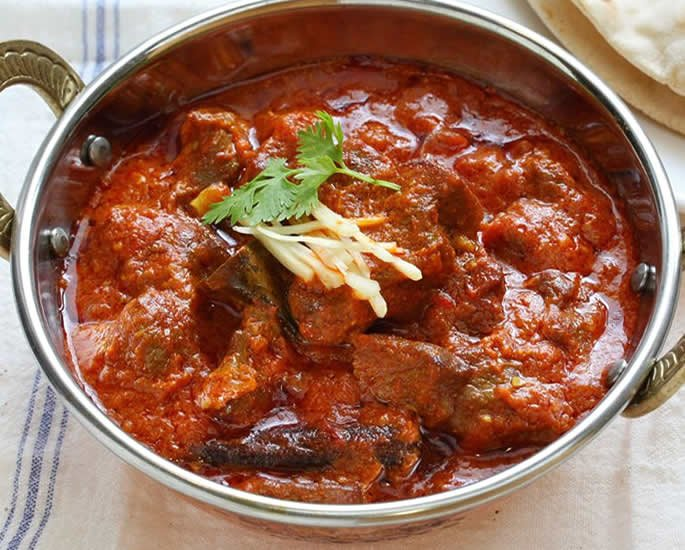 Delicious Desi Lamb Dishes you Must Try - Rogan Josh