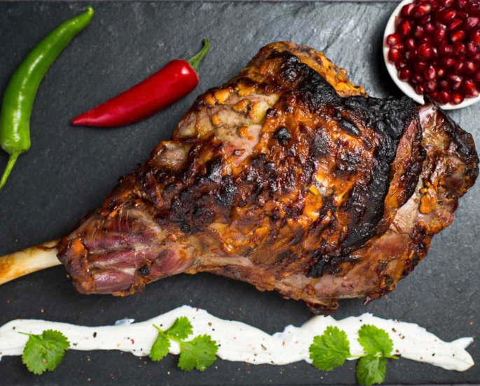 Delicious Desi Lamb Dishes you Must Try - roast lamb