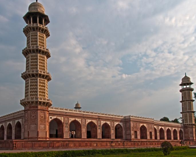 Famous Sculptures of Pakistan - jahangir