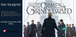 Win Tickets to see Fantastic Beasts: The Crimes of Grindelwald