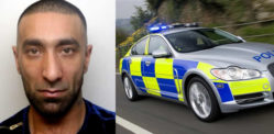Father High on Drugs jailed after 130mph Police Car Chase