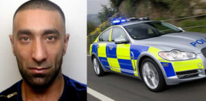 Father High on Drugs jailed after 130mph Police Car Chase f