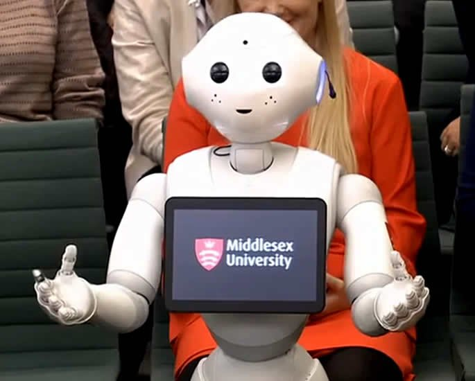 How Robots and AI will Help Education in the UK - Pepper