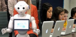 How Robots and AI will Help Education in the UK