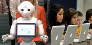 How Robots and AI will Help Education in the UK f