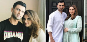 It's a Baby Boy for Sania Mirza & Shoaib Malik f
