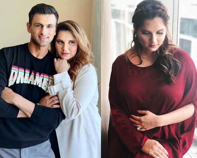 It's a Baby Boy for Sania Mirza & Shoaib Malik preg