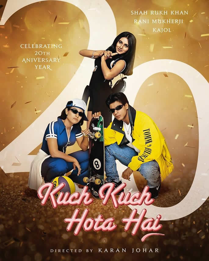 Karan Johar reminisces on 20 Years of Kuch Kuch Hota Hai 20