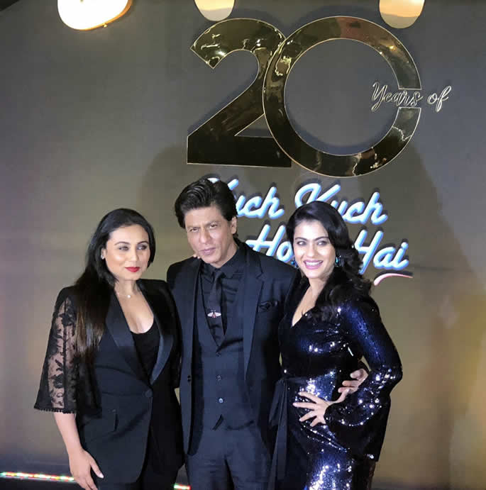 Karan Johar reminisces on 20 Years of Kuch Kuch Hota Hai g
