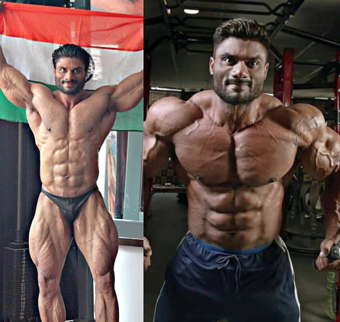 Most Famous and Incredible Bodybuilders of India - Wasim Khan