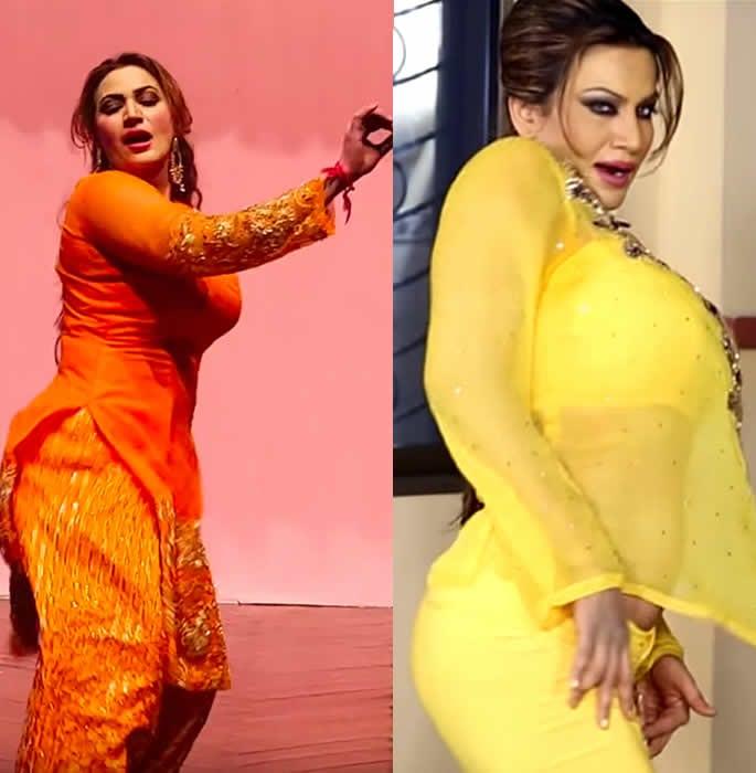 Mujra Dancers - Saima Khan