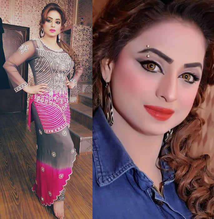 Mujra Dancers - nida chaudhry