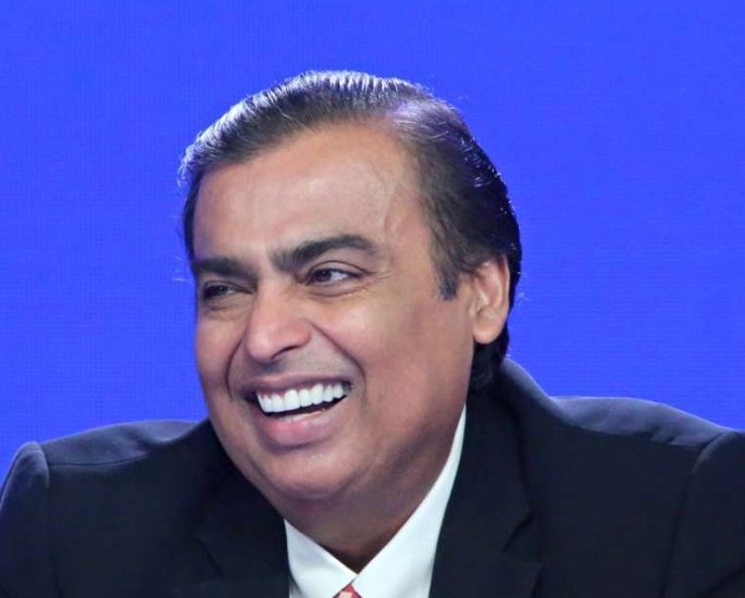 Mukesh Ambani adds $9.3bn to Wealth and Still India's Richest - mukesh