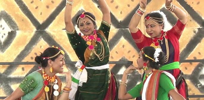 Popular Folk Dances of Bangladesh f