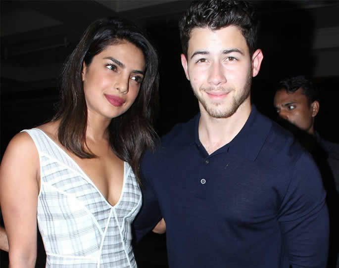 Priyanka Chopra and Nick Jonas Wedding - 1