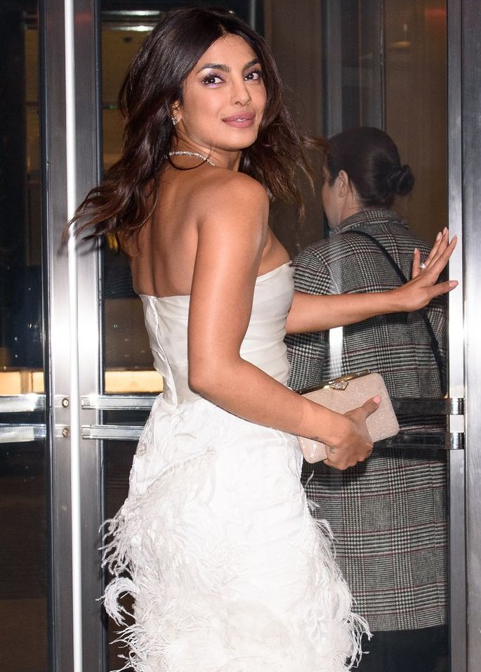 Priyanka Chopra celebrates Bridal Shower in New York