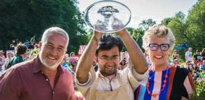 Rahul Mandal wins The Great British Bake Off 2018 f