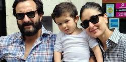 Saif Ali Khan and Kareena Kapoor balance life with Baby Taimur