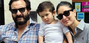 Saif Ali Khan and Kareena Kapoor balance life with Baby Taimur f