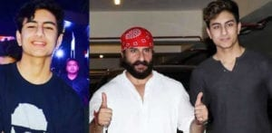 Saif Ali Khan reveals son Ibrahim aspires to be Bollywood Star f